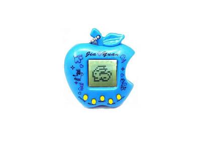 Тамагочи яблоко blue - игрушка детства 168 персонажей в 1 тамагочи, фото 2