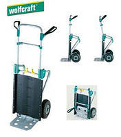 Система для транспортировки (тележка) Wolfcraft TS 1000