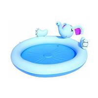 Детский надувной бассейн Bestway 53034B (1,68 х 1,52 м, овальный)