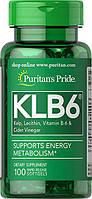 KLB6 Йод Комплекс (100 капс.)