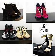 Автоматизация магазина итальянской обуви «Fabi»