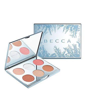 BECCA Apres Ski Glow Collection Face Palette, фото 2