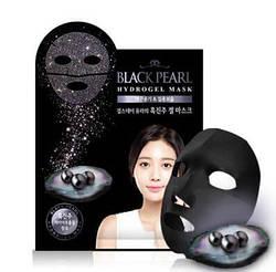 Гідрогелева Маска Scinic Hydrogel Mask Чорна перлина