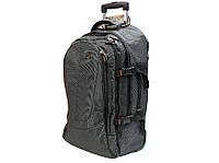 Универсальный рюкзак-сумка среднего размера на 2-х колесах Airtex 560 Средний