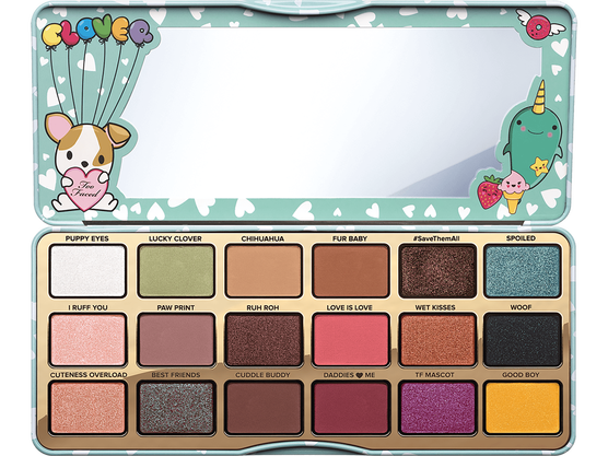 TOO FACED Clover Palette, фото 2