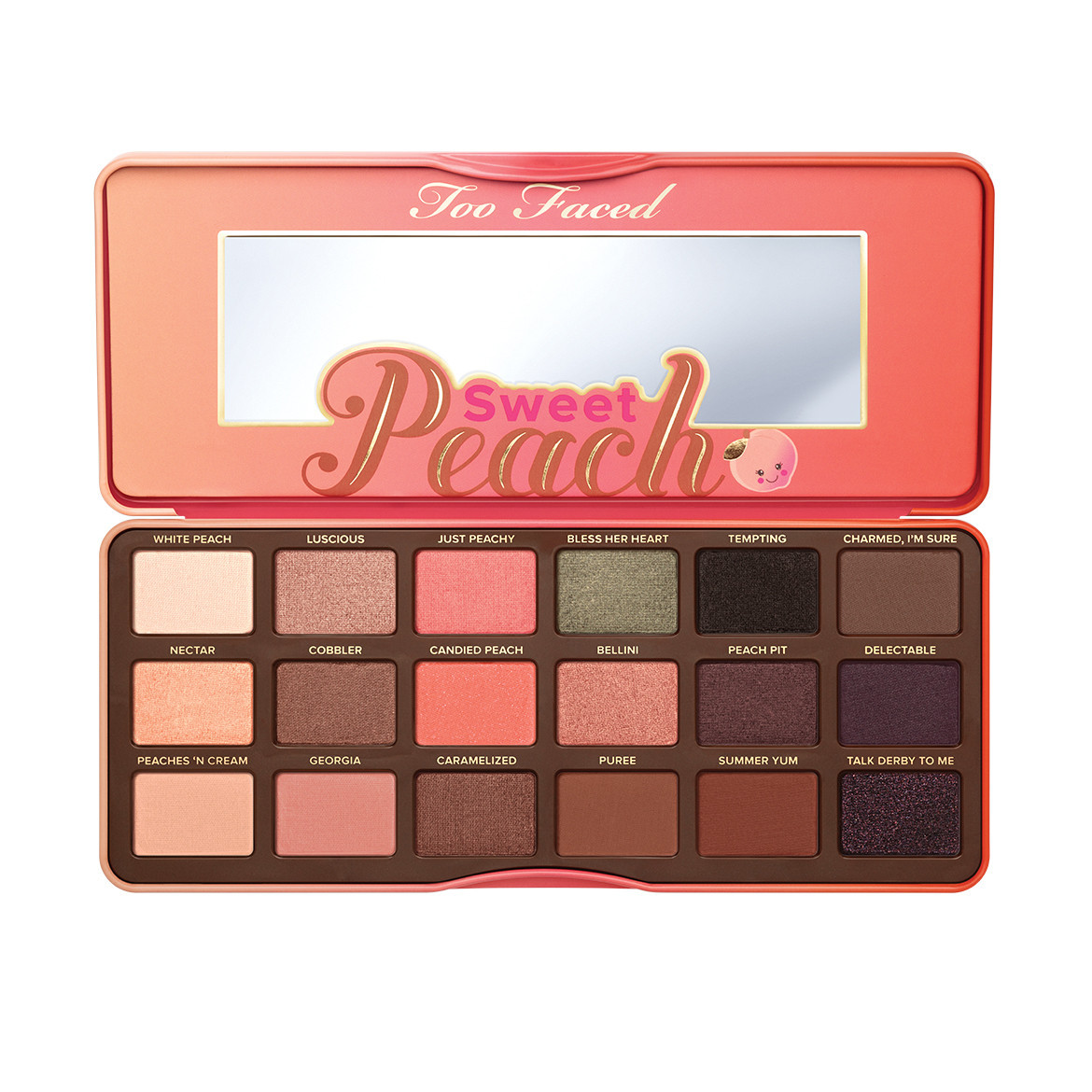 Палитра теней TOO FACED Sweet Peach Eye Shadow Collection