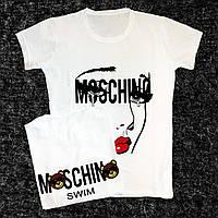 """Женская футболка """"MOSCHINO"""""""