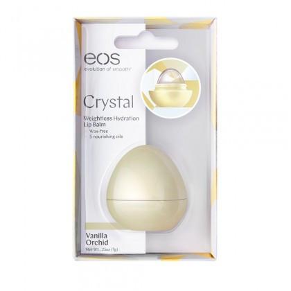 EOS Crystal Lip Balm Vanilla Orchid