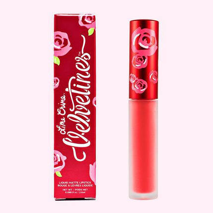 LIME CRIME Velvetines Suedeberry, фото 2