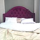 Кровать с мягким изголовьем 1600х2000, фото 2