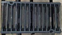 Сливоприемная решетка чугунная - 500 х 270 мм. (СС)