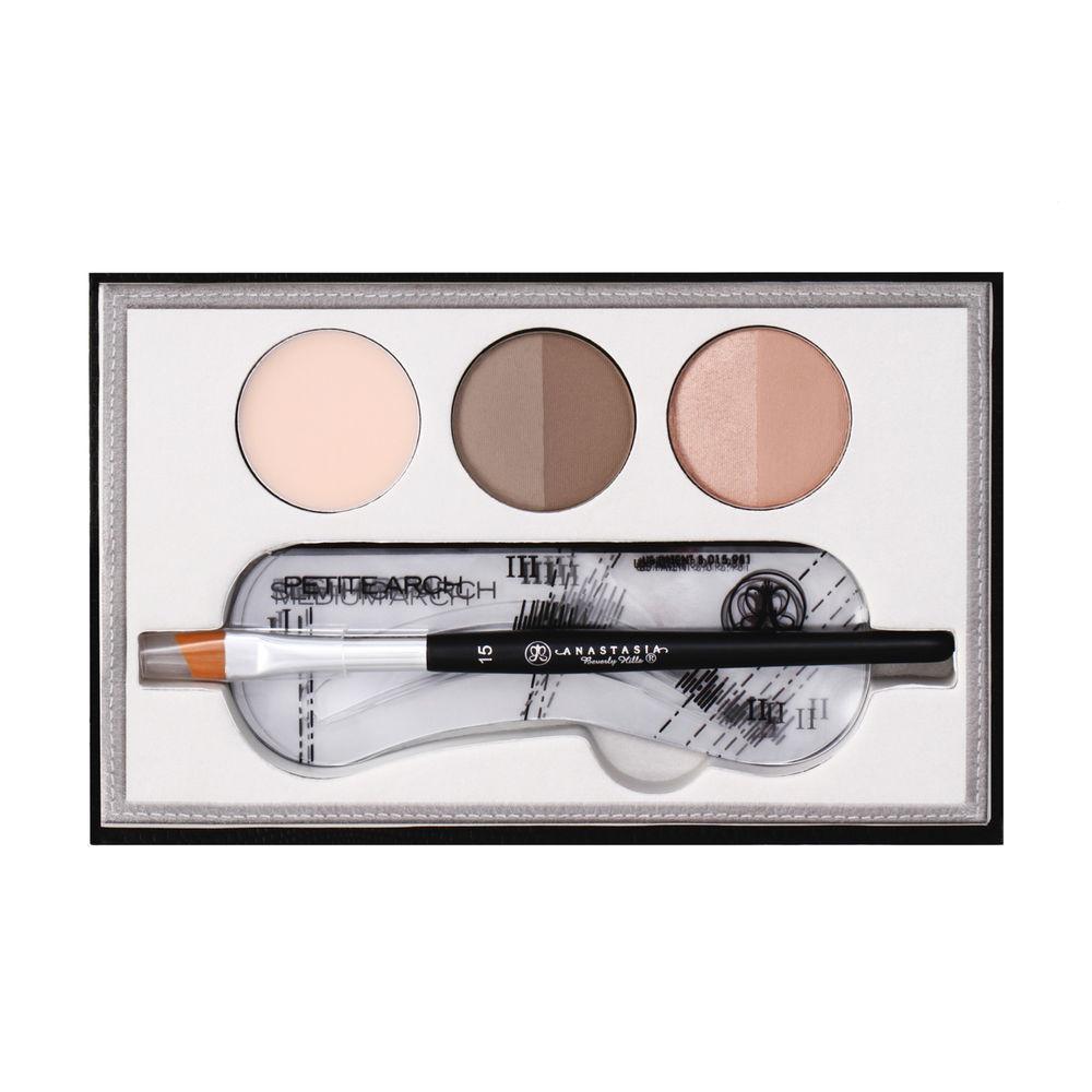 Набор для макияжа бровей ANASTASIA BEVERLY HILLS Beauty Express For Brows and Eyes Blonde