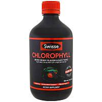 Swisse, Ultiboost Chlorophyll, Mixed Berry, 500 ml (16.9 fl oz)