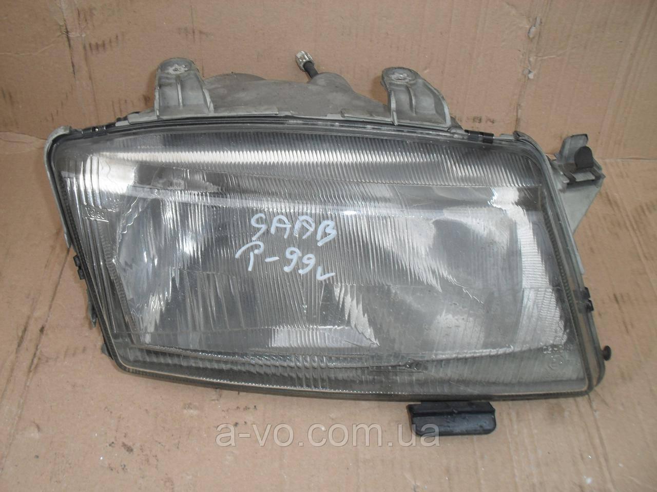 Фара основная правая для Saab 9.5 (1997-2005)