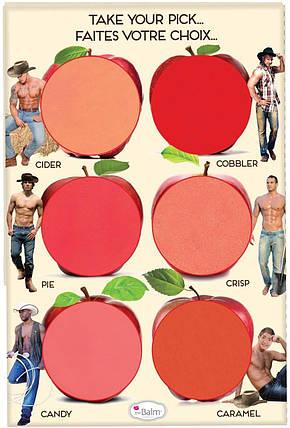 The Balm How Bout Them Apples? Cheek & Lip Cream Palette, фото 2