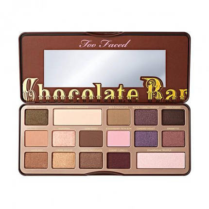 Палитра теней TOO FACED Chocolate Bar, фото 2