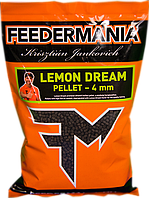 Micro Pellet Feedermania 4мм 800г Lemon Dream
