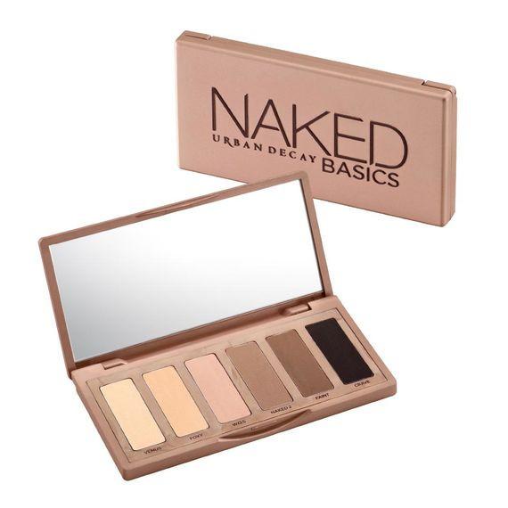 Палитра теней URBAN DECAY Naked Basic Palette