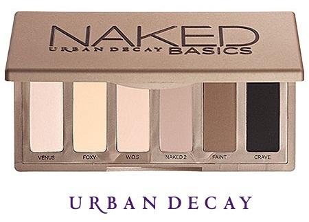 Палитра теней URBAN DECAY Naked Basic Palette, фото 2