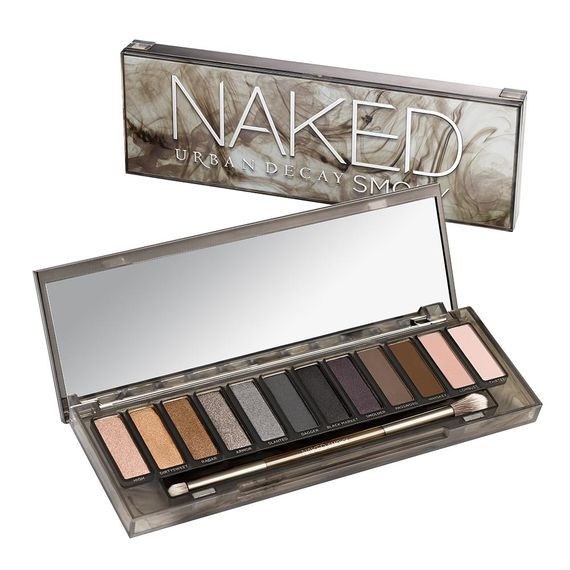 Палитра теней Naked Smoky, Urban Decay