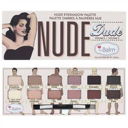 The BALM Nude Tude, фото 2