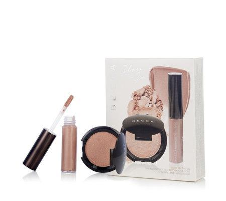 Хайлайтеры BECCA Glow On The Go Rose Gold