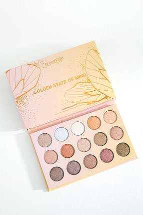 COLOURPOP Golden State of Mind Palette, фото 2