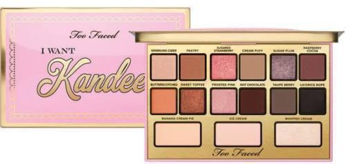 TOO FACED I Want Kandee Palette