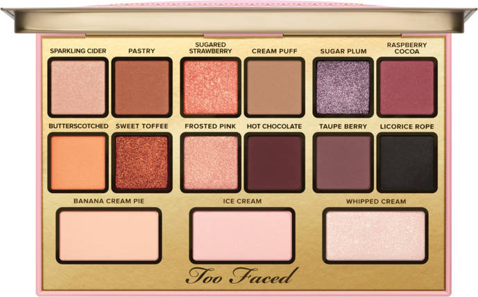 TOO FACED I Want Kandee Palette, фото 2
