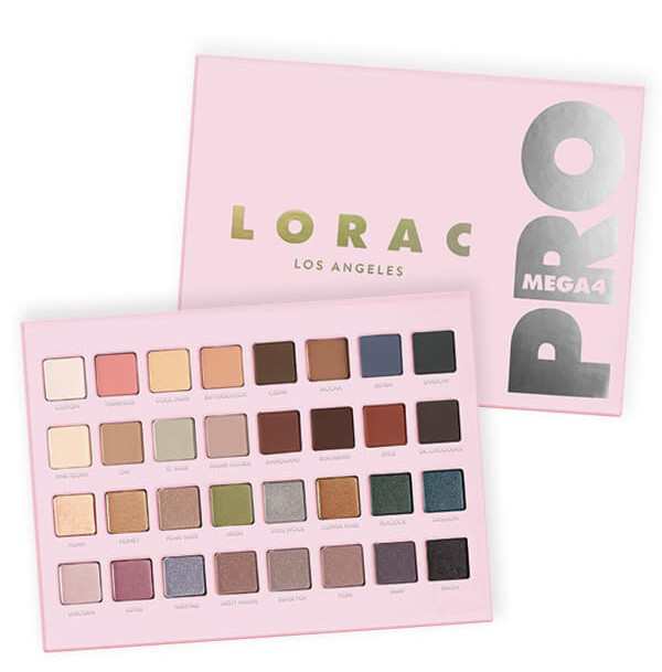 LORAC Mega Pro Palette 4