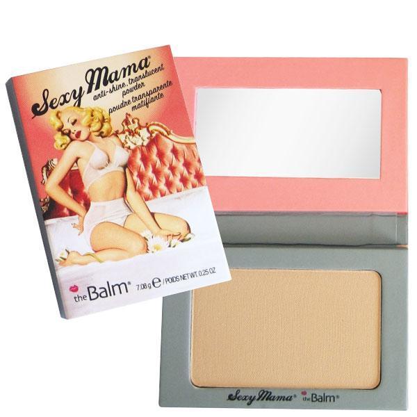 Пудра для лица The Balm Sexy Mama anti shine , translucent powder
