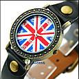 Часы женские BRITISH FLAG в НАЛИЧИИ!!!!!, фото 2