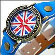Часы женские BRITISH FLAG в НАЛИЧИИ!!!!!, фото 3
