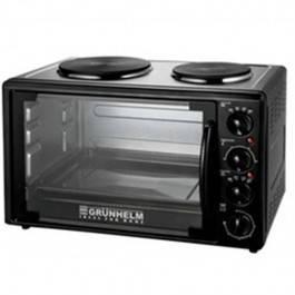 Электрическая печь-плита с грилем Grunhelm GN33AH