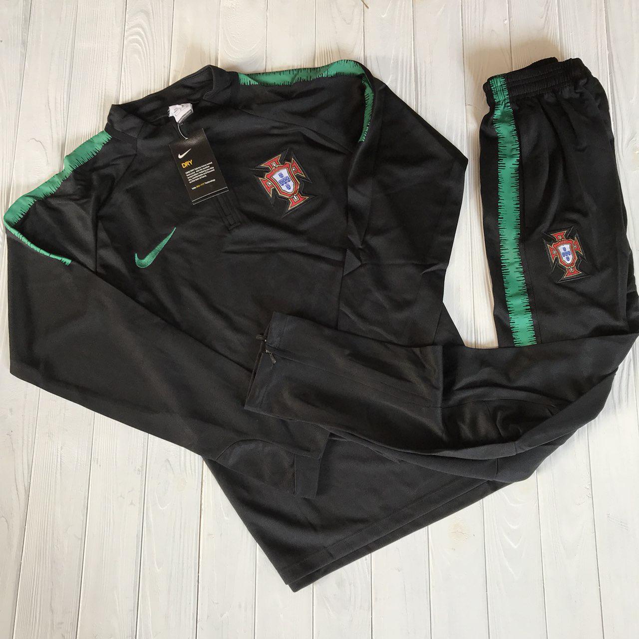 f4b44348caf5 Спортивный (тренировочный ) костюм сборной Португалии (Portugal) 2018-2019  сезона - Sport