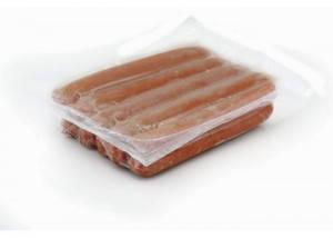 Сосиски для французского хот дога(Баварские), 10 шт в упаковке