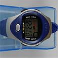 Часы детские наручные G-Sport blue-silver, фото 3