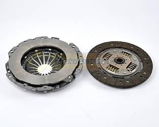Комплект сцепления (d=240mm) на Renault Master II 1998->2010 1.9dCi - Borg & Beck (Великобритания)- HK2407