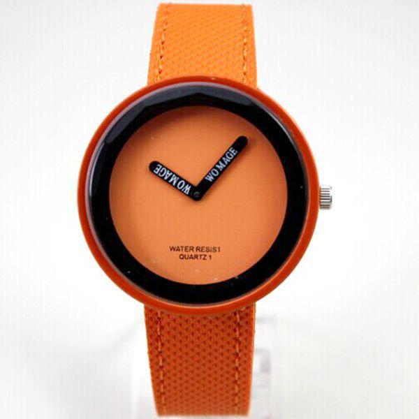 Часы женские Womage Free orange