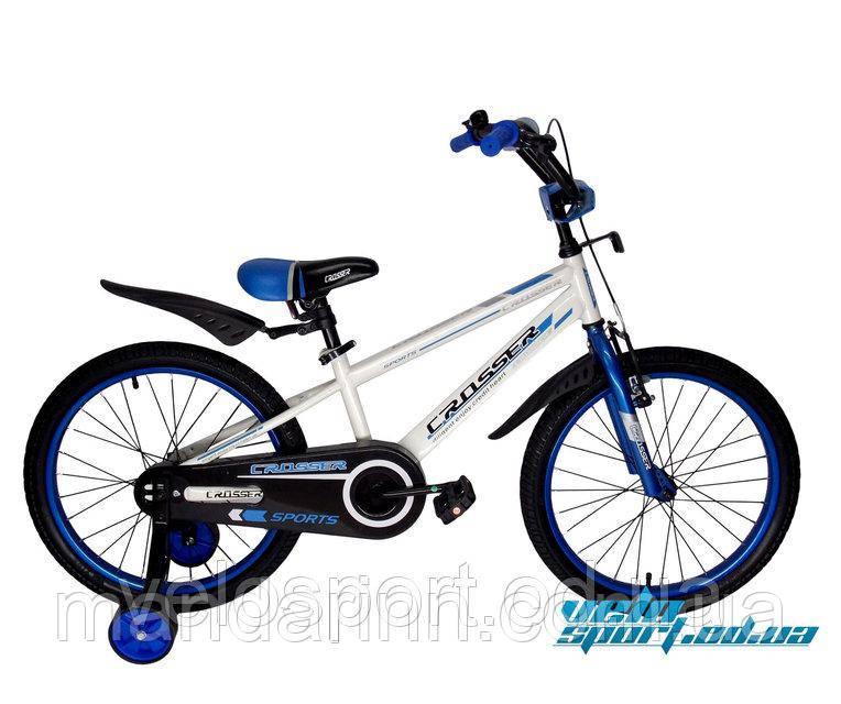 Велосипед детский Crosser Sports 18