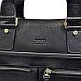 Кожаная сумка для документов Bond, фото 8