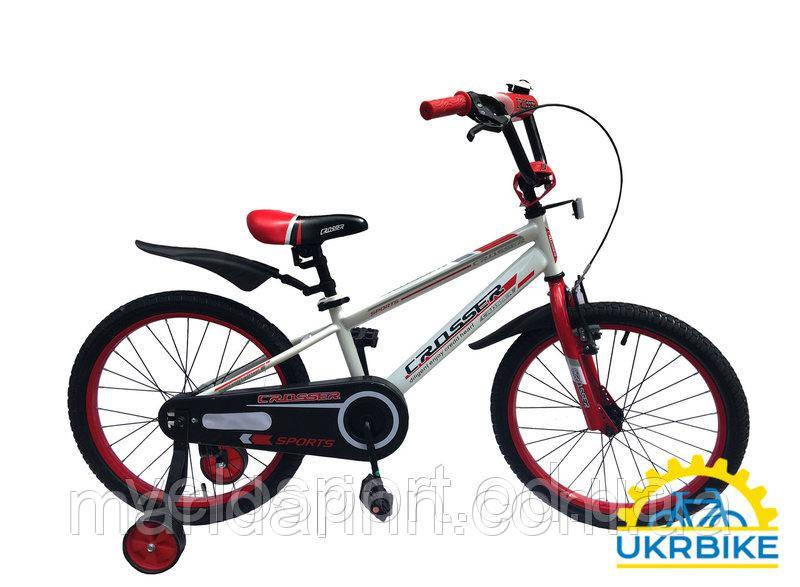 Велосипед детский Crosser Sports 20