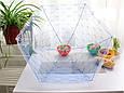 Антимоскитная сетка - крышка для продуктов, фото 2