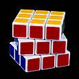Игрушка головоломка кубик Magik Cube 3*3*3 6 см, фото 4