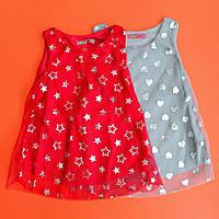 Детские летние платья от производителя размеры 1-2 лет