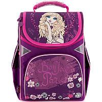 Рюкзак школьный каркасный Gopack GO18-5001S-3-1301, фото 1
