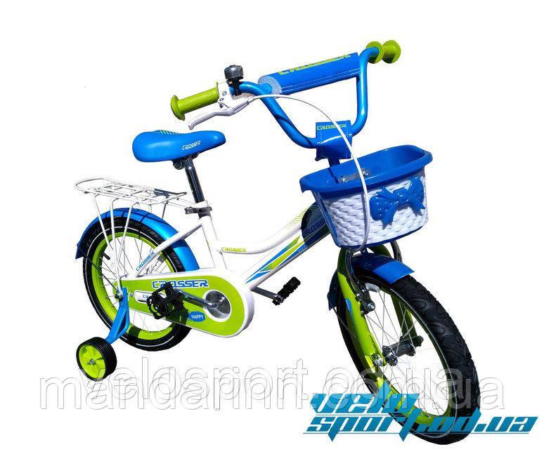 Велосипед дитячий Crosser Happy 16