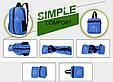 Рюкзак Comfort light green, фото 7