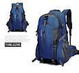 Рюкзак спортивный Mountain dark blue, фото 2