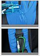 Рюкзак спортивный Mountain dark blue, фото 6